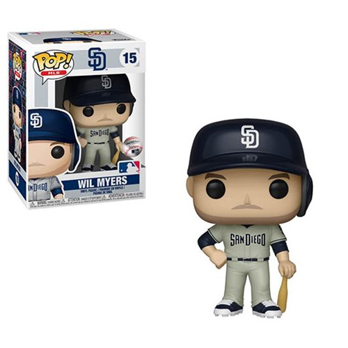Pop! Sports #15: MLB Baseball: San Diego Padres: WIL MYERS (Road J.)