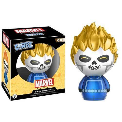 Animaetasia Dorbz #009: Marvel Comics (Ghost Rider Metallic)