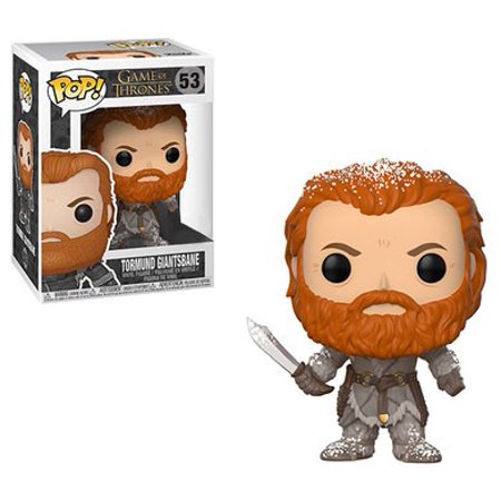 Pop! TV #53: Game of Thrones: TORMUND GIANTSBANE (Snowy) Books-A-Million
