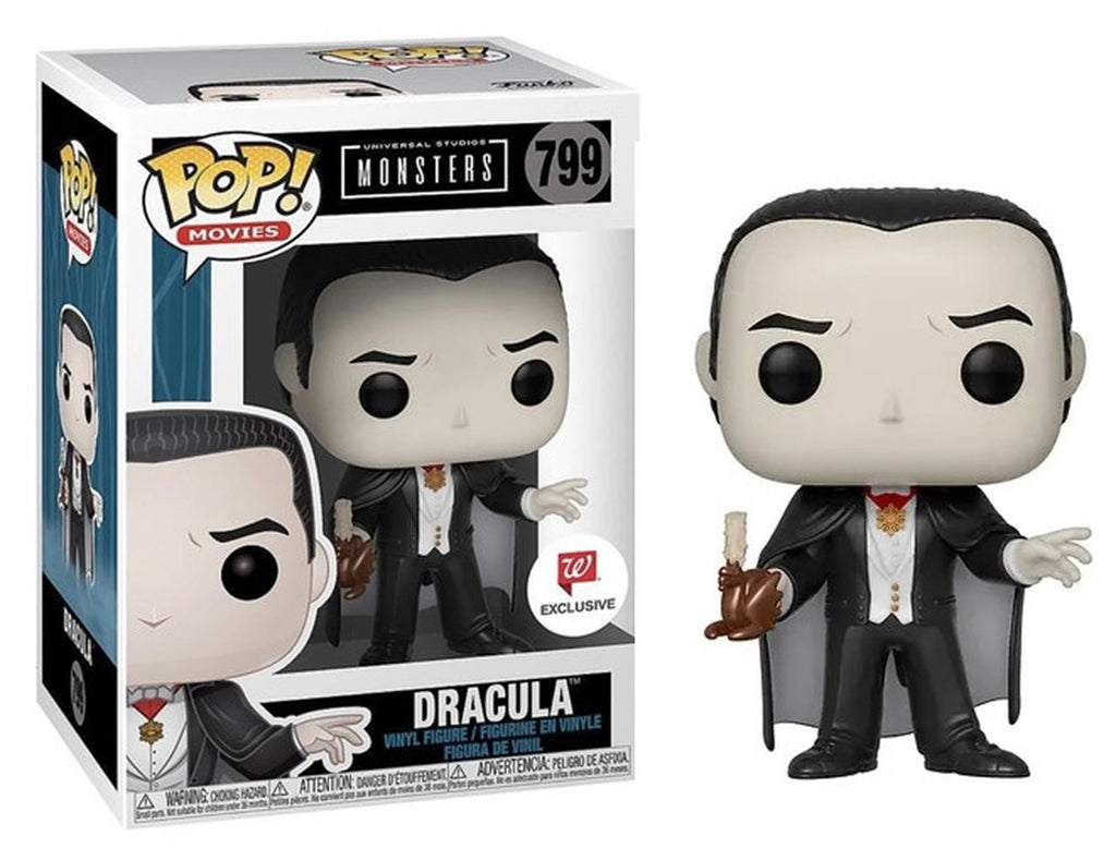 Pop! Movies #799: Universal Studios Monsters - DRACULA (Walgreens Exclusive)