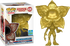 Pop! TV #428: Stranger Things: DEMOGORGON (Chrome Gold) Summer Con 2019
