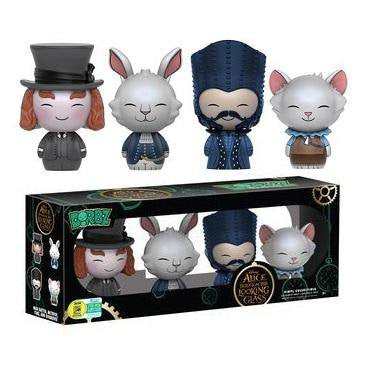 Dorbz Disney 4-Pack: Alice Through the Looking Glass Summer Con 2016 750