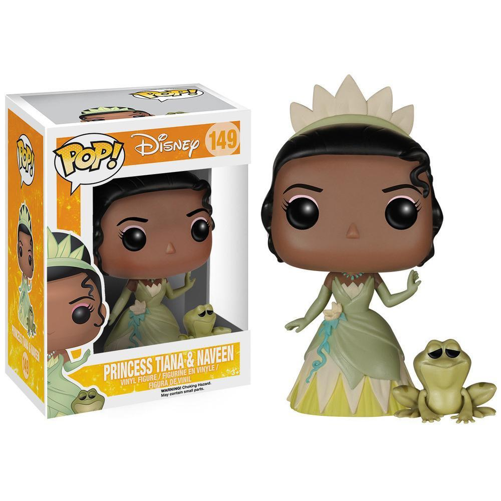 Funko Asia POP! POP! Disney #149: The Princess and the Frog: PRINCESS TIANA & NAVEEN
