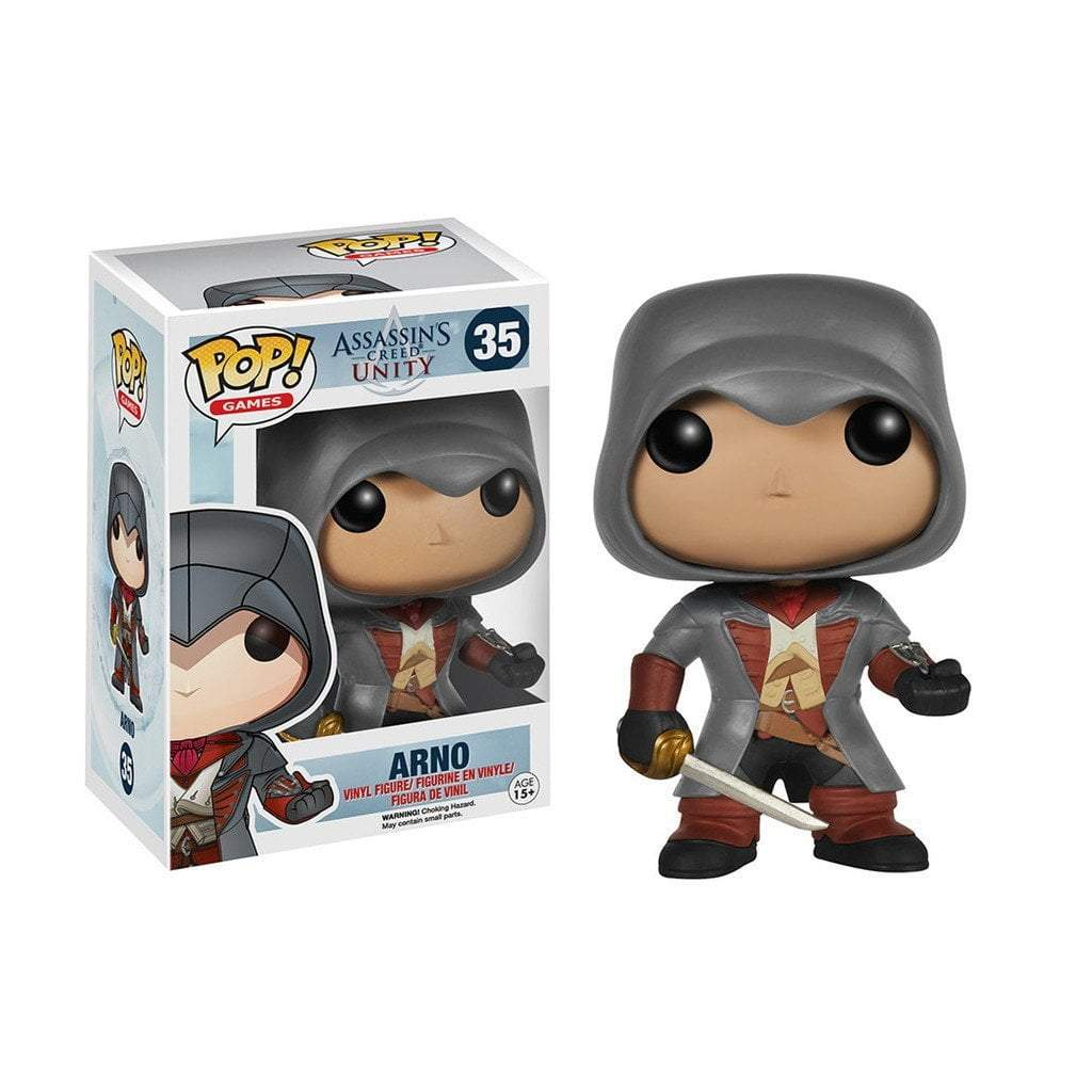 Funko Asia POP! POP! Games # 35: Assassin's Creed - Unity: ARNO