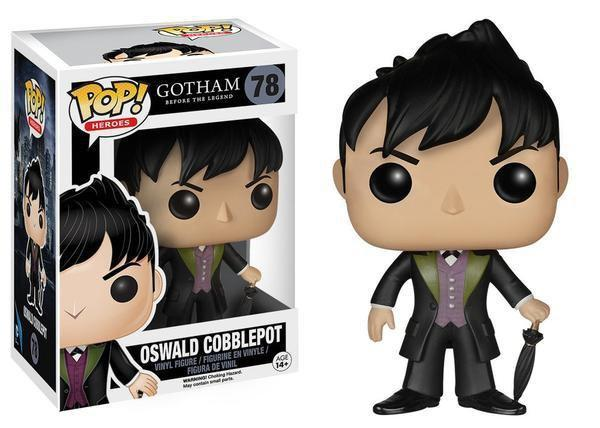 Funko Asia POP! POP! Heroes # 78: Gotham - Before The Legend: OSWALD COBBLEPOT