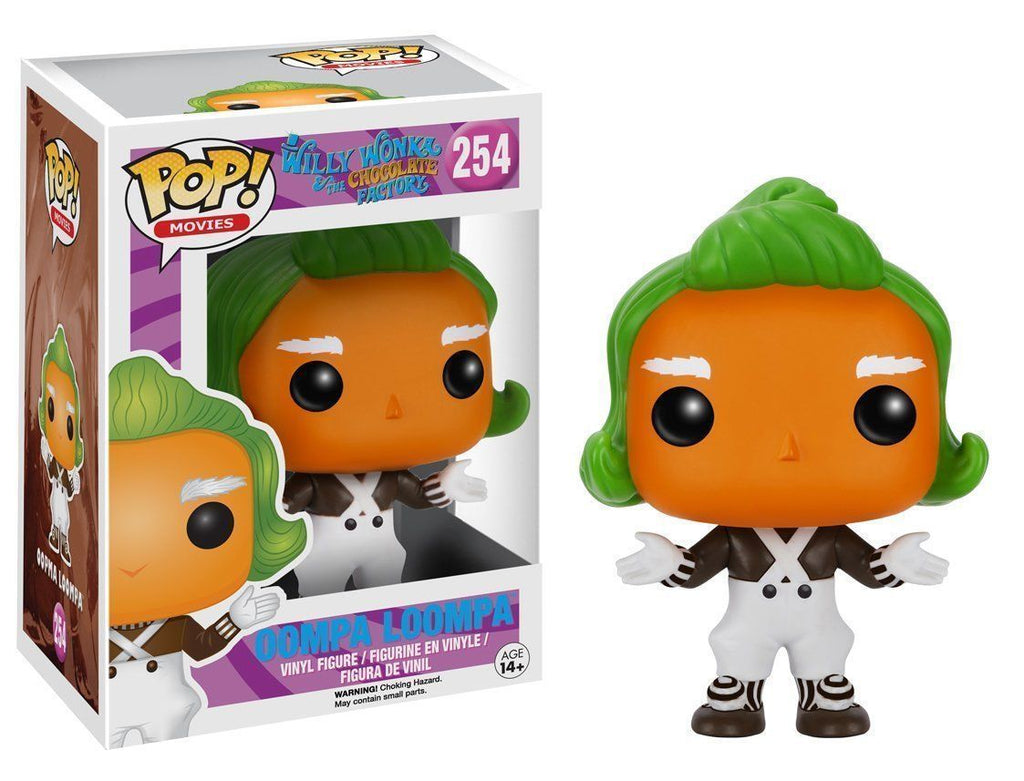 Funko Asia POP! POP! Movies #254: Willy Wonka & the Chocolate Factory: OOMPA LOOMPA