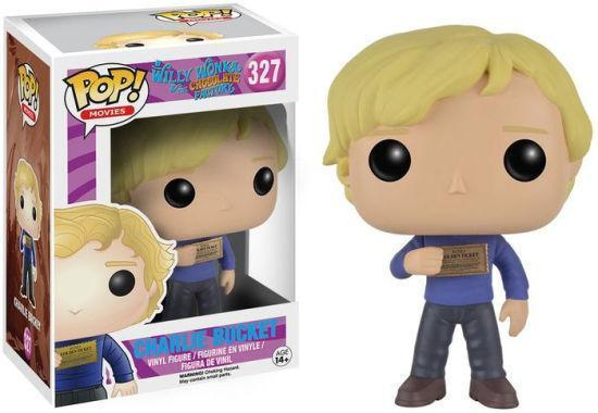 Funko Asia POP! POP! Movies #327: Willy Wonka & the Chocolate Factory: CHARLIE BUCKET