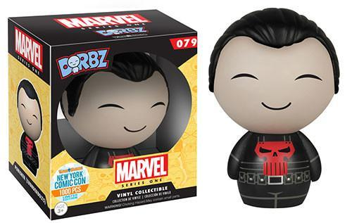 Funko Dorbz Dorbz #079: Marvel: Series One: PUNISHER [THUNDERBOLTS] - NYCC 2015 Limited Edition 1000 pcs