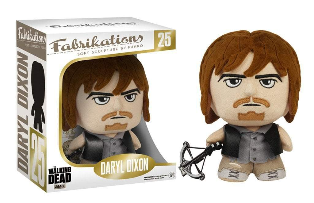 Funko Fabrikations Fabrikations # 25: The Walking Dead: DARYL DIXON
