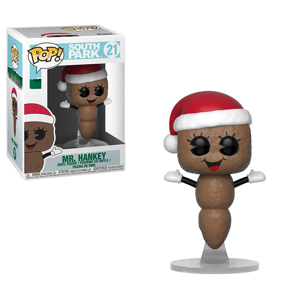 Funko Funko POP #21: SOUTH PARK POP VINYL FIGURE (MR.HANKEY)