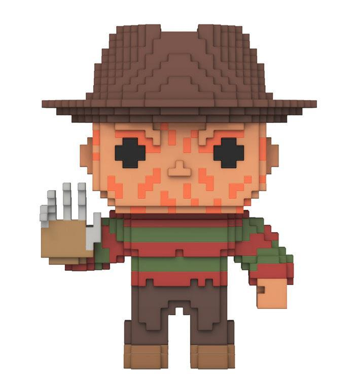 Funko POP! POP! 8-Bit # 22: Horror: FREDDY KRUEGER