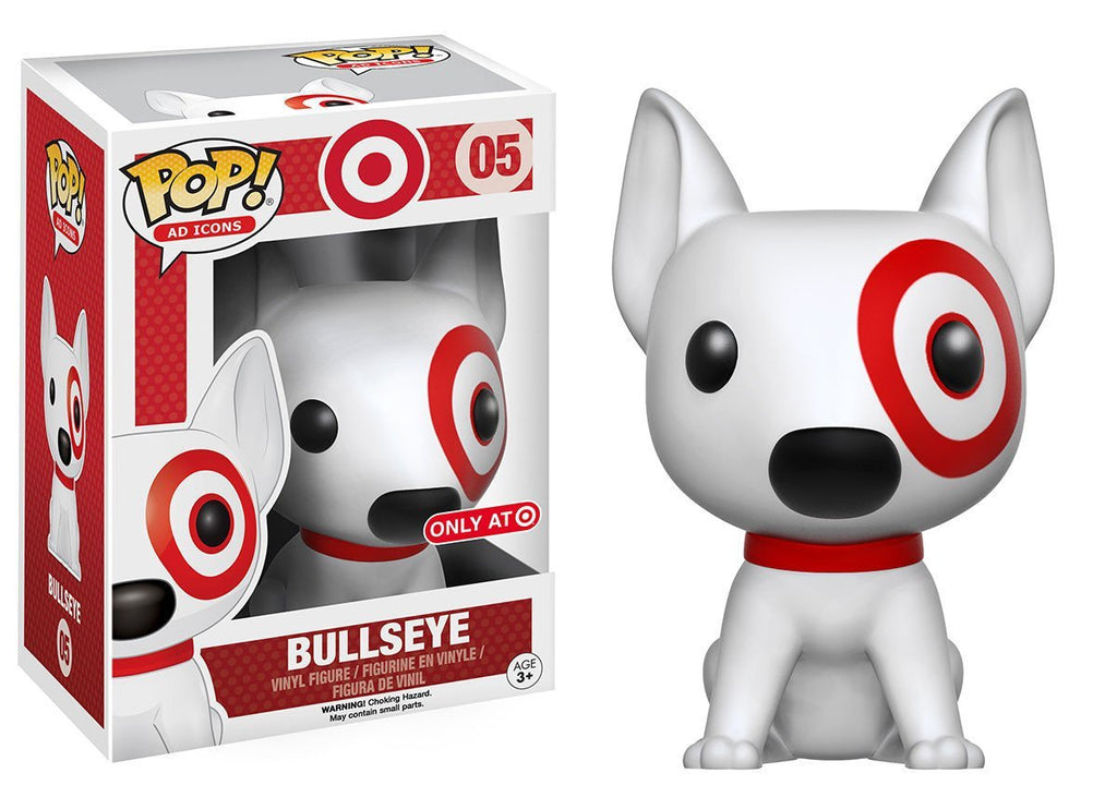 Funko POP! POP! Ad Icons # 05: Target: BULLSEYE - Target Store Exclusive