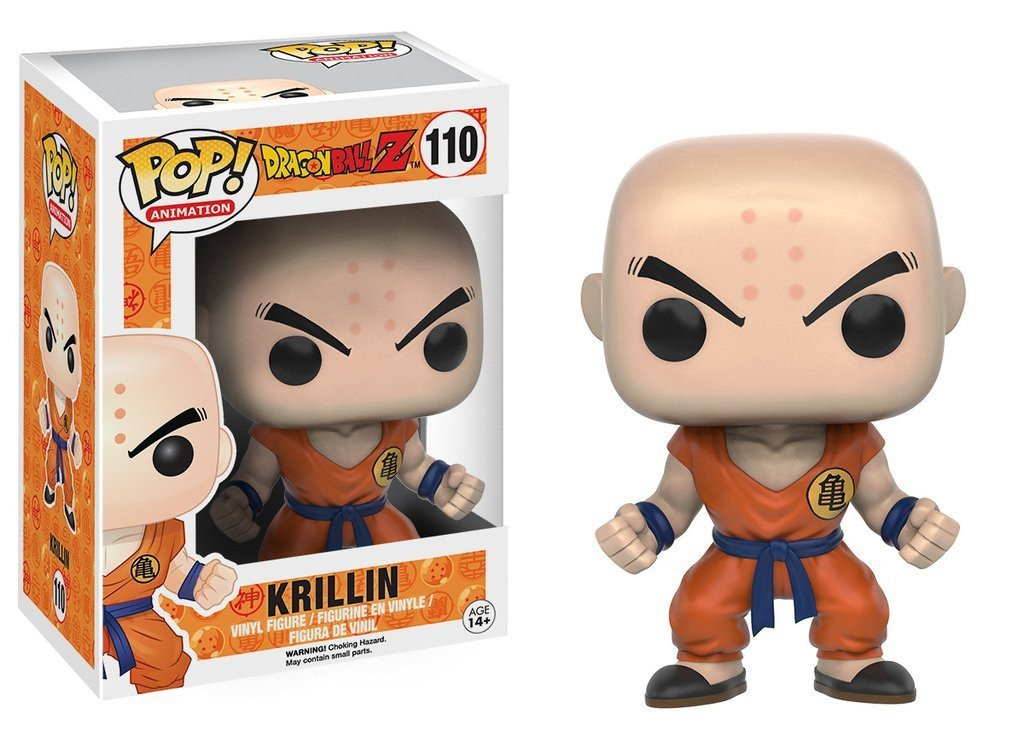 Funko POP! POP! Animation #110: Dragonball Z: KRILLIN