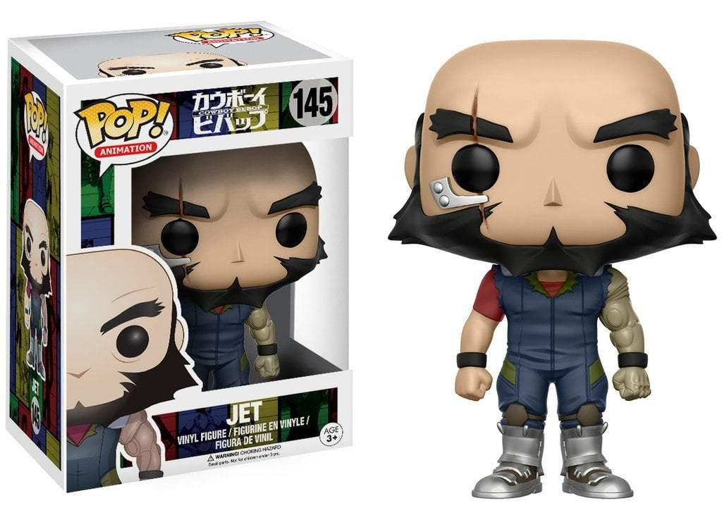 Funko POP! POP! Animation #145: Cowboy Bebop: JET