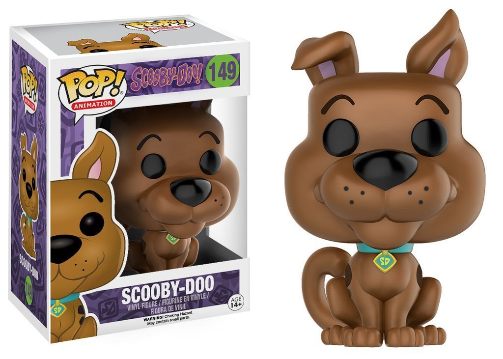 Funko POP! POP! Animation #149: Scooby-Doo!: SCOOBY