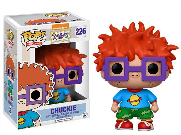 Funko POP! POP! Animation #226: Nickelodeon: Rugrats: CHUCKIE