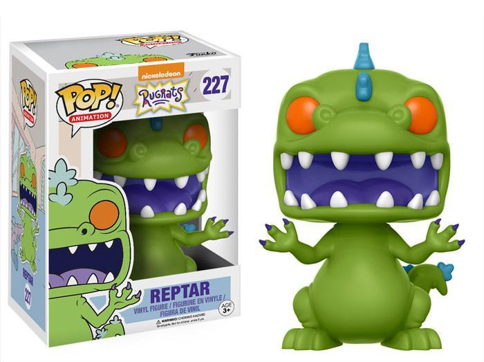 Funko POP! POP! Animation #227: Nickelodeon: Rugrats: REPTAR
