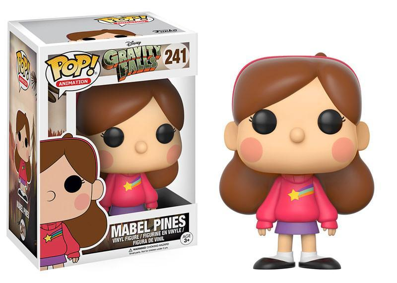 Funko POP! POP! Animation #241: Gravity Falls: MABEL PINES