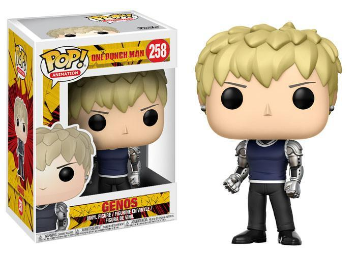 Funko POP! POP! Animation #258: One Punch Man: GENOS