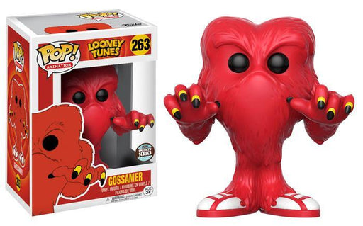 Funko POP! POP! Animation #263: Looney Tunes: GOSSAMER - Specialty Series Edition