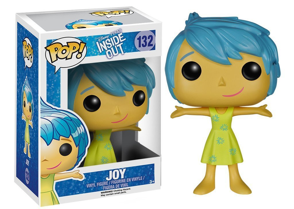 Funko POP! POP! Disney #132: Inside Out: JOY