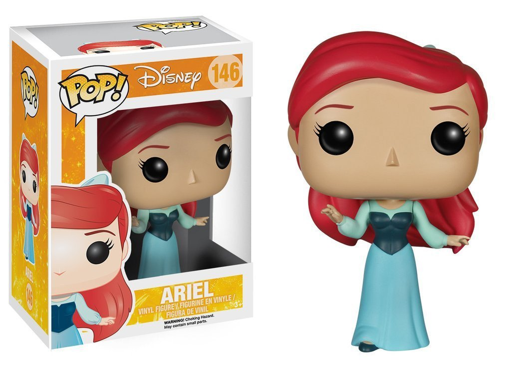 Funko POP! POP! Disney #146: The Little Mermaid: ARIEL [BLUE DRESS]