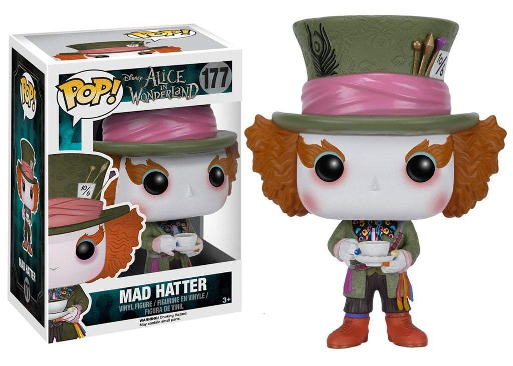 Funko POP! POP! Disney #177: Alice In Wonderland: MAD HATTER