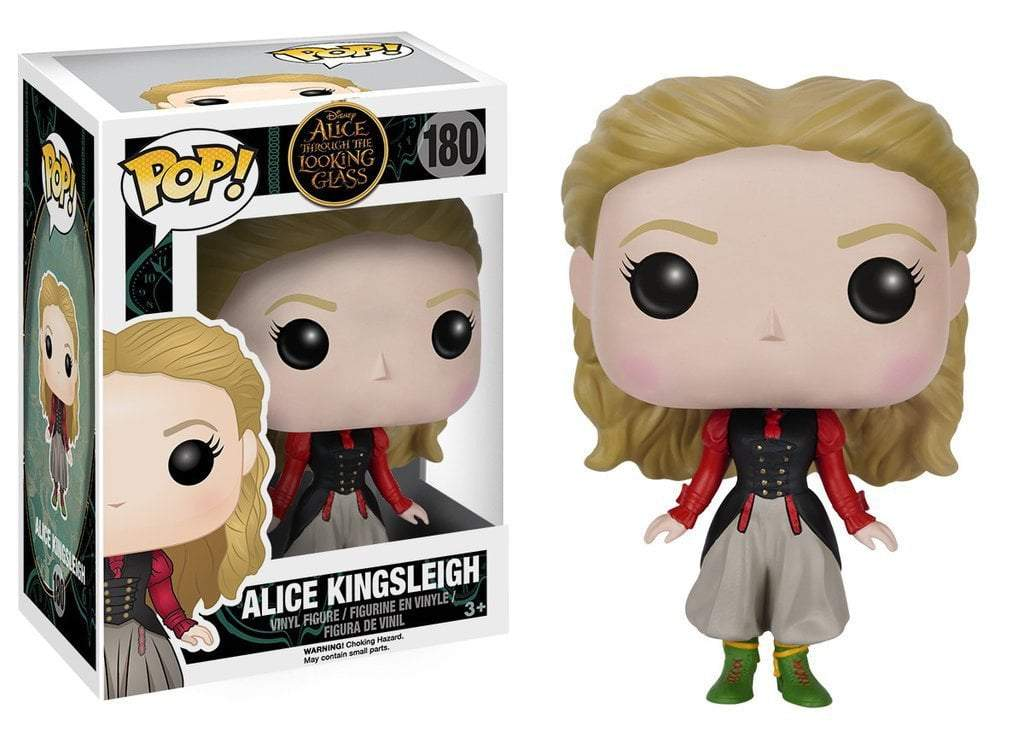 Funko POP! POP! Disney #180: Alice - Through The Looking Glass: ALICE KINGSLEIGH