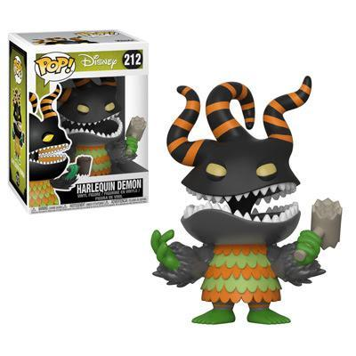 Funko POP! POP! Disney #212: The Nightmare Before Christmas: HARLEQUIN DEMON