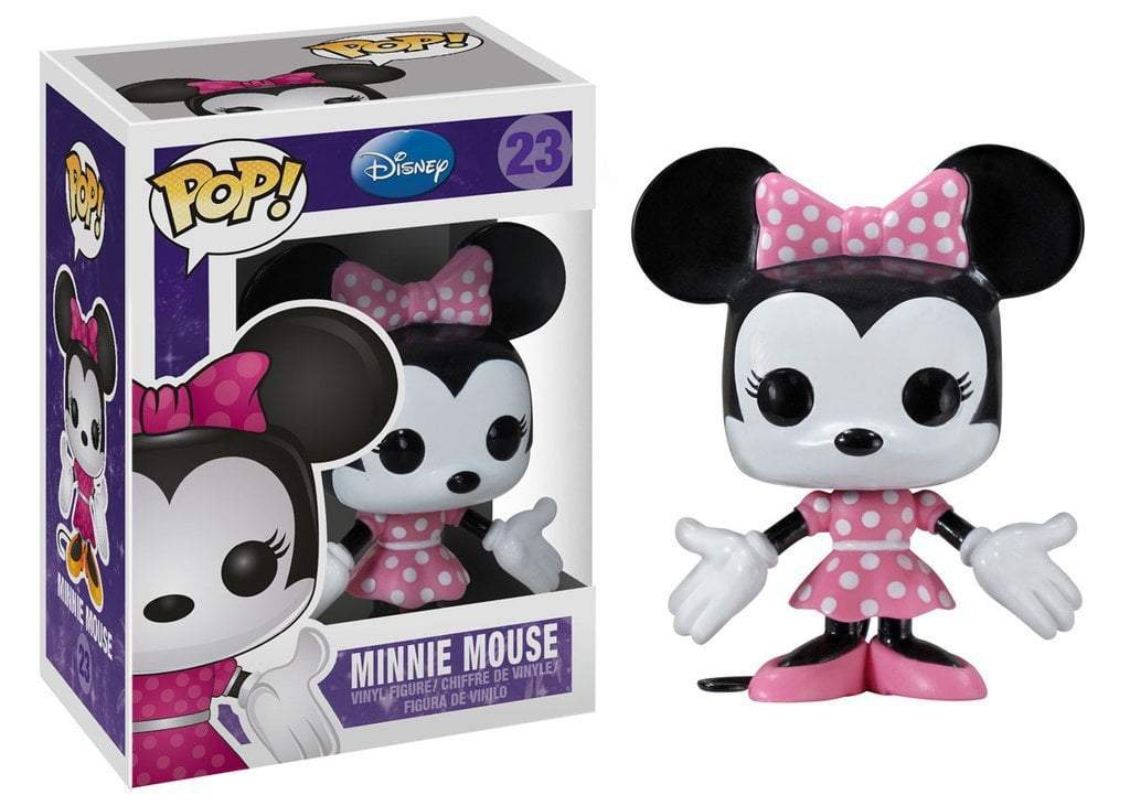 Funko POP! POP! Disney # 23: Mickey Mouse: MINNIE MOUSE