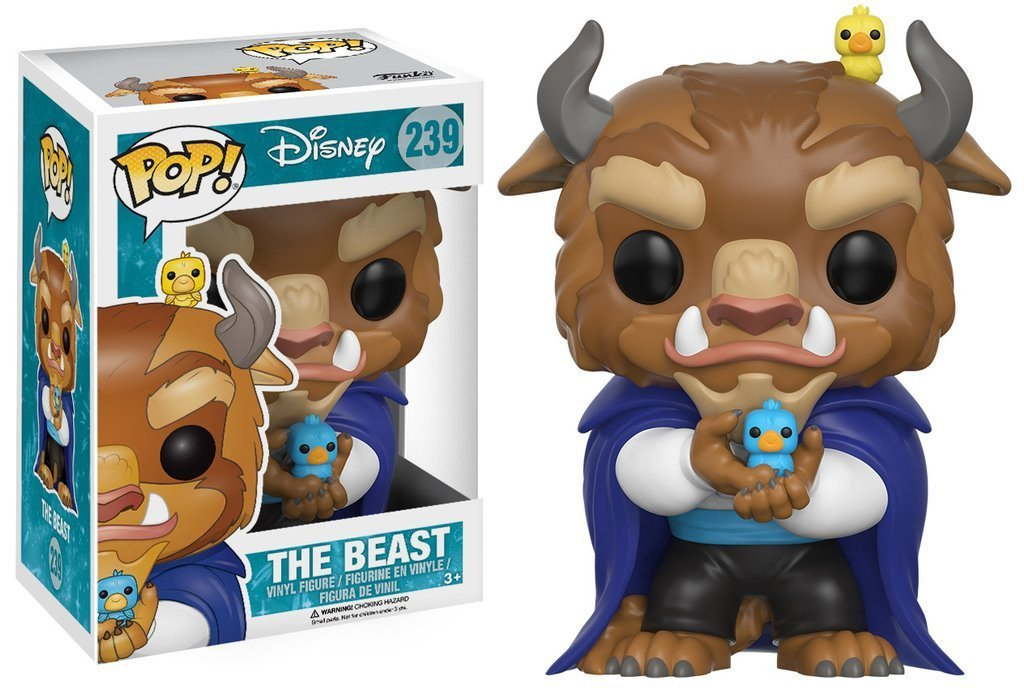 Funko POP! POP! Disney #239: Beauty and The Beast: THE BEAST [WINTER]