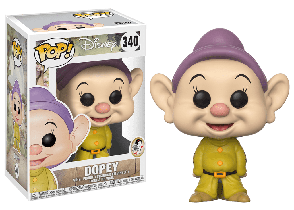 Funko POP! POP! Disney #340: Snow White: DOPEY