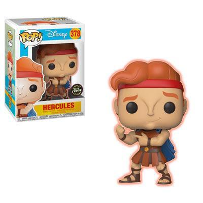 Funko POP! POP! Disney #378: Hercules: HERCULES (Glow) - Chase Limited Edition