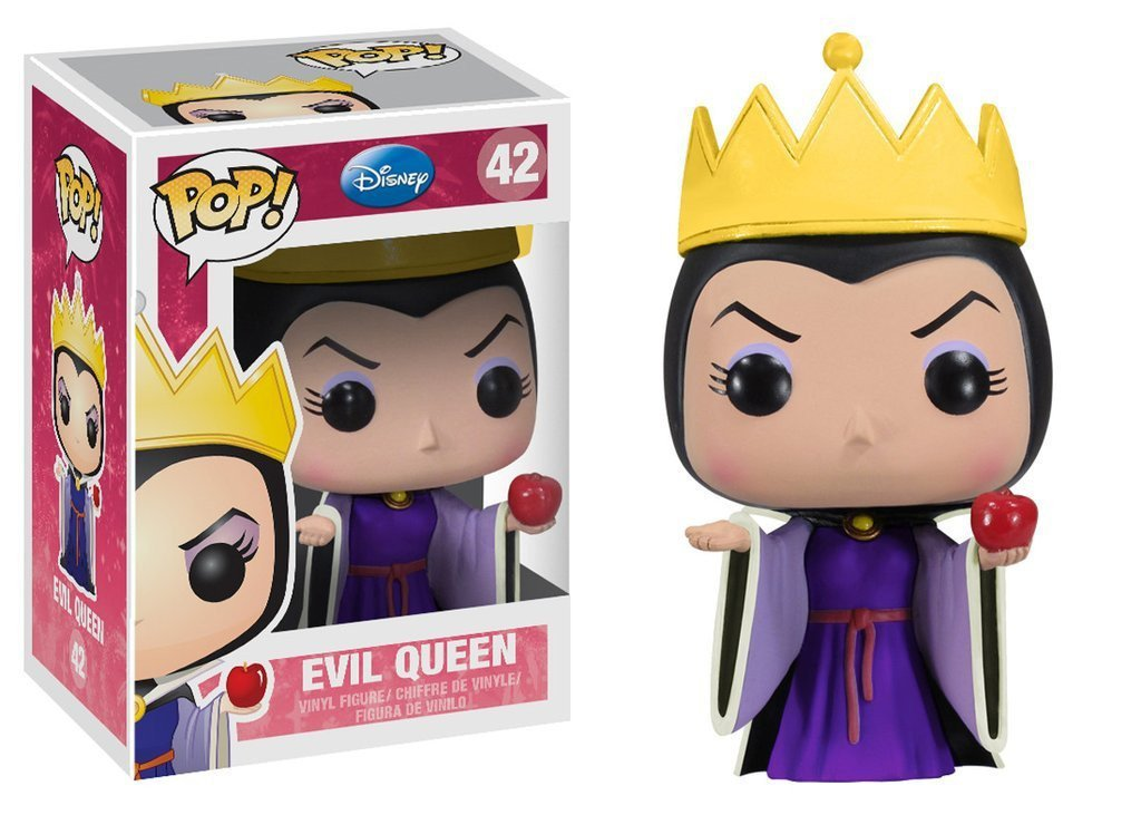 Funko POP! POP! Disney # 42: Snow White: EVIL QUEEN
