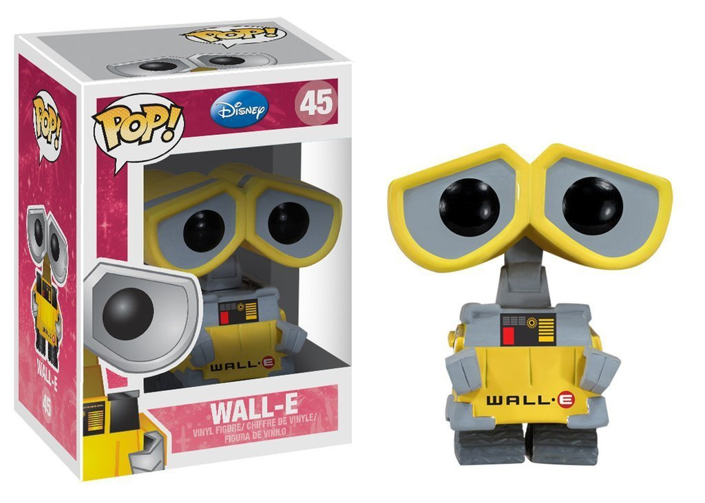 Funko POP! POP! Disney # 45: Wall-E WALL-E