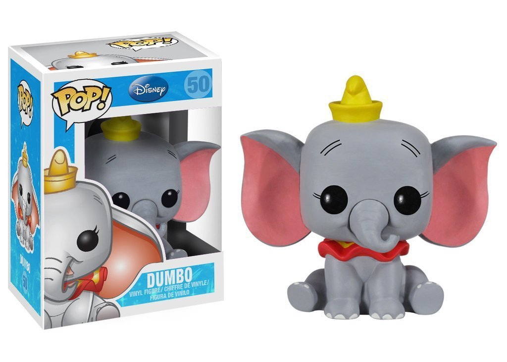 Funko POP! POP! Disney # 50: Dumbo: DUMBO