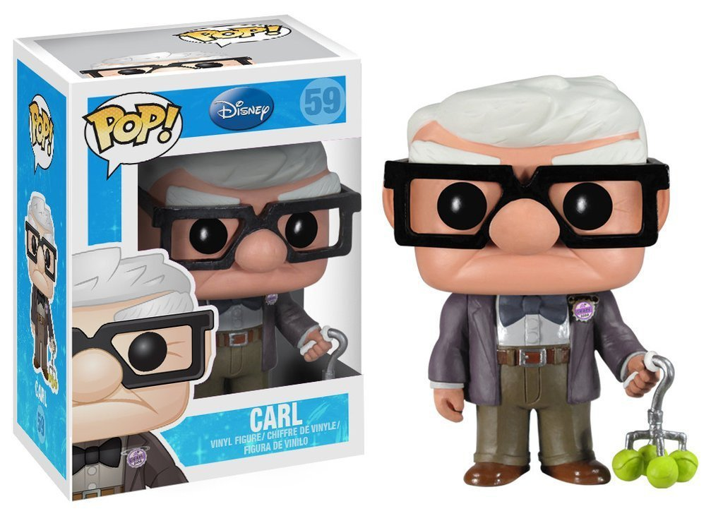Funko POP! POP! Disney # 59: Up: CARL