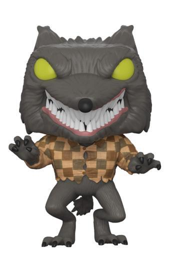 Funko POP! POP! Disney : The Nightmare Before Christmas: WOLFMAN - Specialty Series Edition