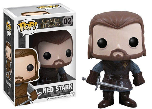 Funko POP! POP! Game Of Thrones # 02: NED STARK