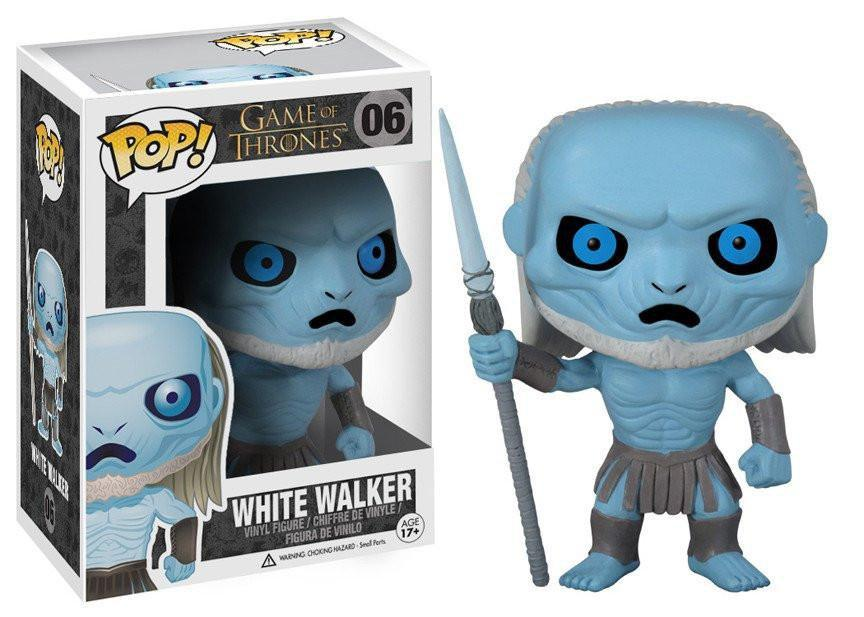 Funko POP! POP! Game Of Thrones # 06: WHITE WALKER