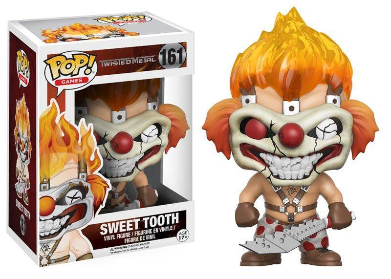 Funko POP! POP! Games #161: Twisted Metal: SWEET TOOTH