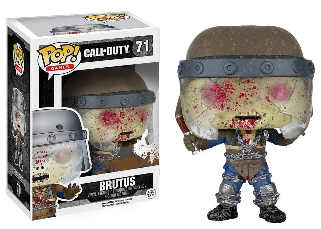 Funko POP! POP! Games # 71: Call Of Duty: BRUTUS