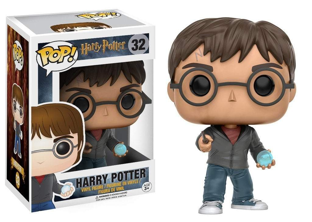 Funko POP! POP! Harry Potter # 32: HARRY POTTER WITH PROPHECY