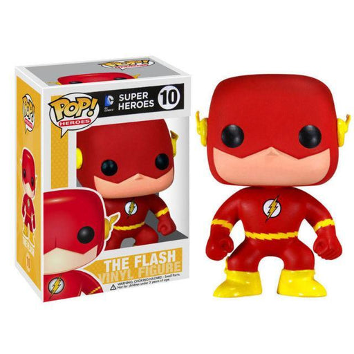 Funko POP! POP! Heroes # 10: DC Super Heroes: THE FLASH
