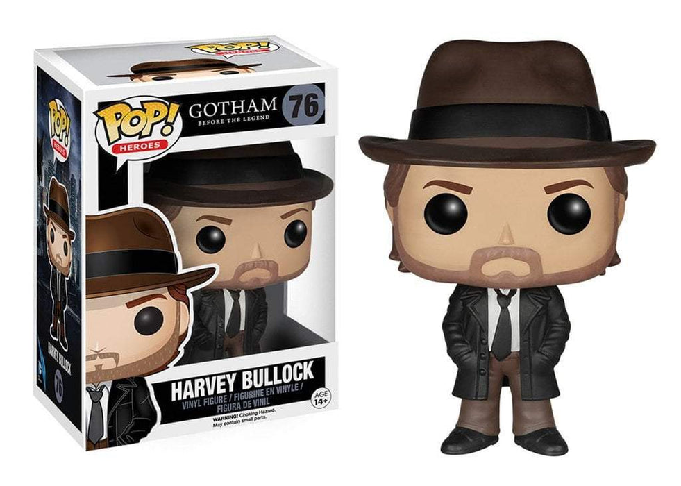 Funko POP! POP! Heroes # 76: Gotham - Before The Legend: HARVEY BULLOCK