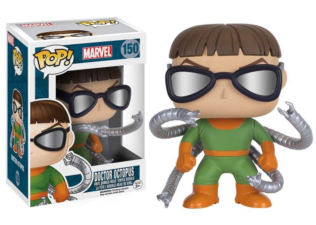 Funko POP! POP! Marvel #150: DOCTOR OCTOPUS