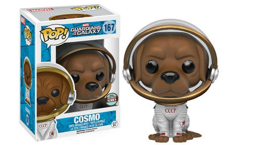 Funko POP! POP! Marvel #167: Guardians Of The Galaxy: COSMO - Specialty Series Edition