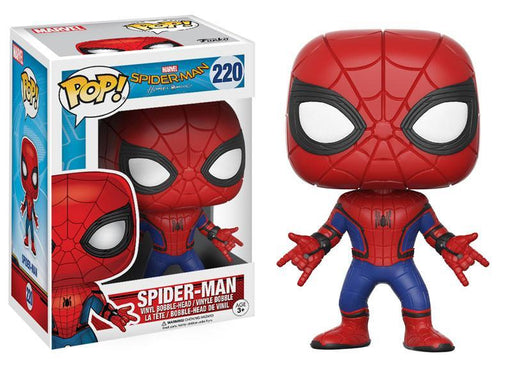 Funko POP! POP! Marvel #220: Spider-Man: Homecoming: SPIDER-MAN