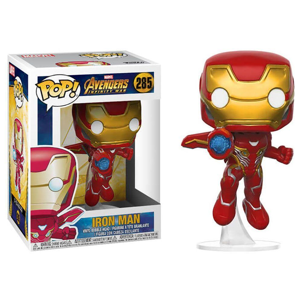 Funko POP! POP! Marvel #285: Avengers: Infinity War: IRON MAN