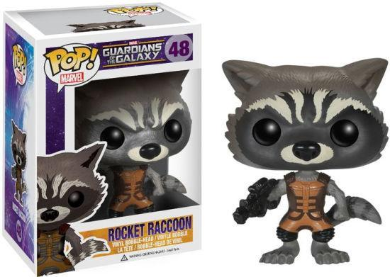 Funko POP! POP! Marvel # 48: Marvel: Guardians of the Galaxy: ROCKET RACCOON